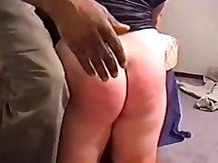 Slave Getting A Belt