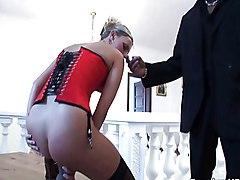 MILF Interracial Lingerie Blowjob Couple Cum Shot Interracial Lingerie MILF Masturbation Oral Sex Stockings Toys Vaginal Masturbation Vaginal Sex