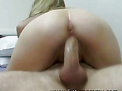Bizarre Pregnant blowjobs riding dick