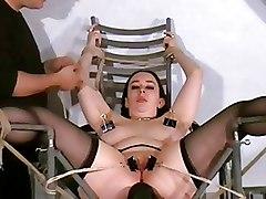 BDSM Bondage Pussy Torture extreme