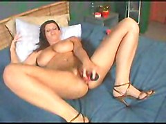 Big Tits Amateur Masturbation Amateur Big Tits Caucasian Masturbation Piercings Solo Girl Toys Vaginal Masturbation