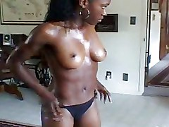 Big Cock Blowjobs Ebony