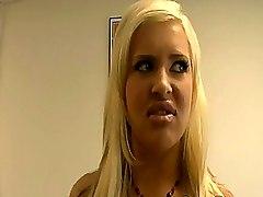 Big Cock Blondes Interracial