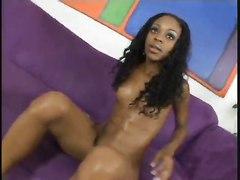 Lil Baby Gets CreampieTeens 18  Creampie Ebony Big Cock