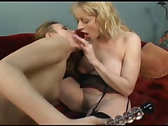 Lesbians Lingerie Old + Young