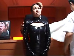 BDSM Japanese Latex