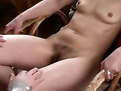 Mature Slut Takes A Young Cock