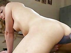 Fucking Machines Gym Kink Masturbation video