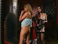 Big Tits Lezdom Torture