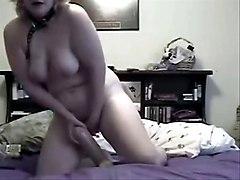 BDSM Masturbation Spanking