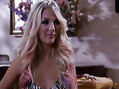 Lesbian Blonde Black-haired Blonde Caucasian Lesbian Licking Vagina Masturbation Oral Sex Vaginal Masturbation Jana Jordan Lela Star