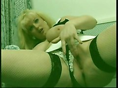 Busty MILFs Stockings British