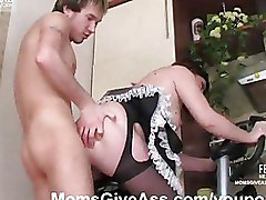 Ass Licking Maids Milf