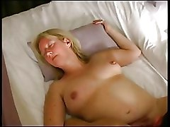 Bedroom Moms and Boys Pussy Licking