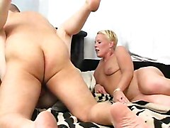 Younger Slut Fucked By Older Slut And Cock