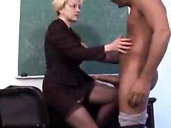 When Teachers Fuck
