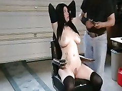 BDSM Electricity Torture extreme