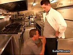 gay hardcore hung monster cock barrett long uncut bigdick kitchen sex hairy chest