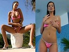Babes Brunettes Tits