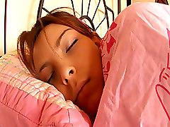 Fetish Sleeping Teen