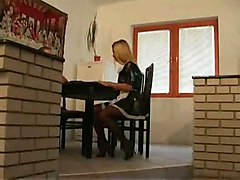 anal stockings sex black fucking big blonde fucked sucking cock panties suck oral nylon pantyhose stocking fucks nylons sucks undergarments