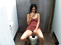 POV Black-haired Blowjob Caucasian Couple Cum Shot High Heels Masturbation Oral Sex POV Piercings Toilet Vaginal Masturbation Vaginal Sex Presley Maddox
