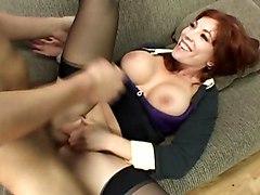 Hardcore Pornstars Redheads