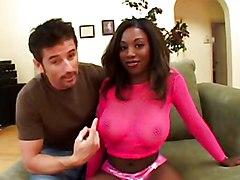 Big Tits Ebony Big Tits Black-haired Couple Cum Shot Ebony Shaved Vaginal Sex Audrey Jaymes