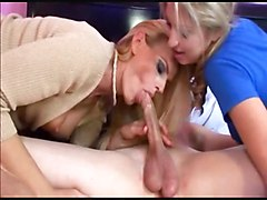 MILFs Old + Young Threesomes