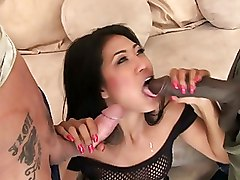 Asian Big Cock Group Sex Lyla Lei fucking orgy