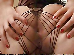 Anal Big Tits BodyStocking Riding