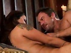 cumshot facial blowjob brunette swallow hotel nikita denise