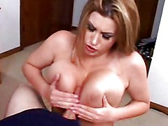 Big Tits Big Tits Blowjob Brunette Caucasian Couple Cum Shot Masturbation Oral Sex Pornstar Stockings Titfuck Vaginal Sex Sara Stone