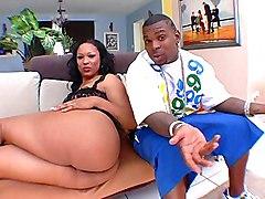 Ebony Big Ass Black-haired Blowjob Couple Cum Shot Deepthroat Ebony Oral Sex Vaginal Sex