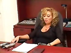 Big Tits Group Sex Office