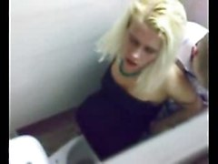 Sex In The Toilet Booth Part 1
