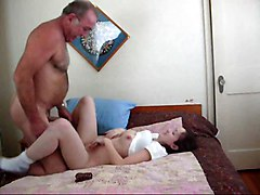 Amateur Hardcore Old + Young