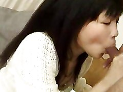 Asian Blowjobs cock sucking ori oriental