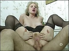 Anal Hardcore Stockings French