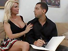 Blondes Cougars boobs sexy milf