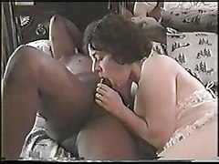 Amateur Black and Ebony Cumshots