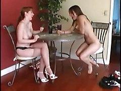 lesbian fetish bondage