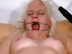 BDSM Electricity Torture dungeon electro extreme tears