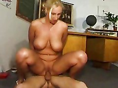 Big Tits Cum Swallowing Milf