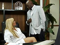 cumshot hardcore blonde interracial milf blowjob shaved bigtits pussyfucking