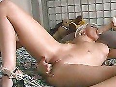 Babes Dildos Masturbation