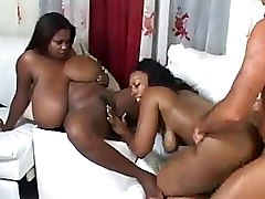 Big Tits Doggy Style Ebony