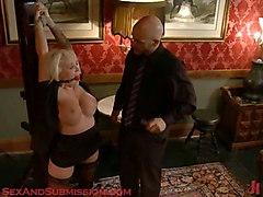 BDSM Blondes Tits