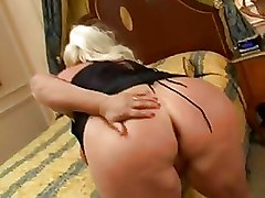 BBW Big Ass blonde fat