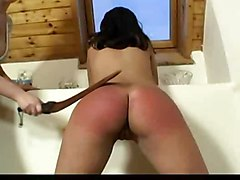 Lesbians Spanking